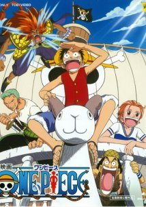 One piece the movie: The Great Gold Pirate (2000)